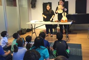 non-profit organization, underprivileged children, free lessons